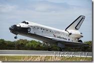 sts-133 landing