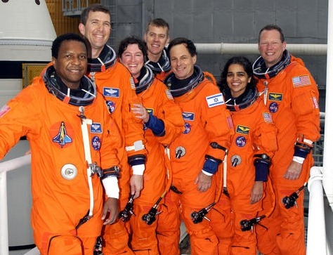 space shuttle columbia disaster crew - photo #9