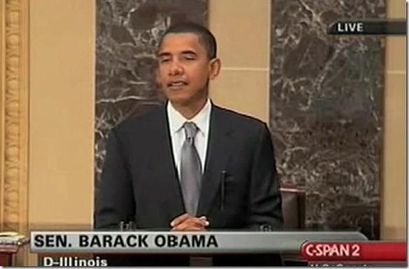 Obama 2005