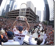 Springer trophy crowd